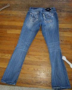 "MissMe Jeans 27"" waist"